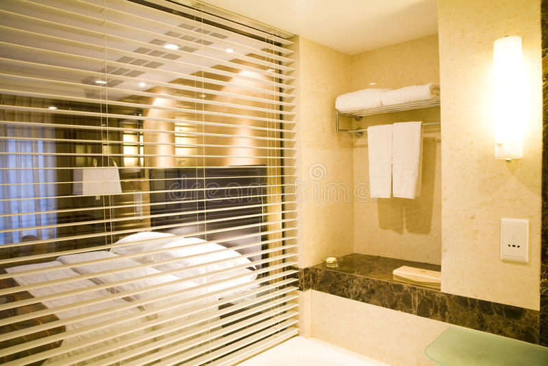 Download Bath-room stock image. Image of house, lodge, bath, hotel - 10572321