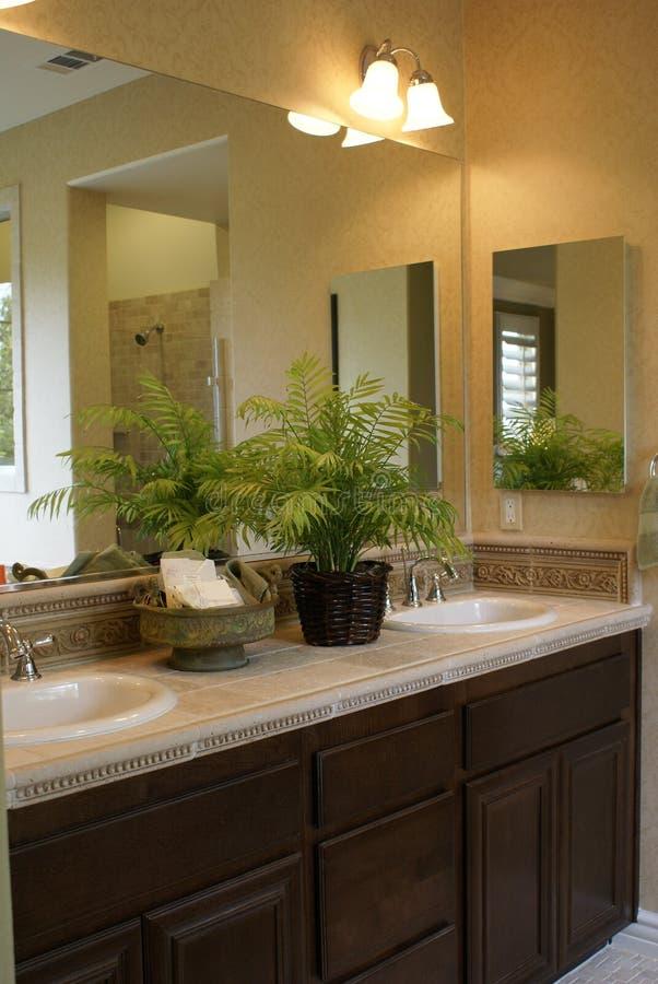 bath room στοκ φωτογραφία