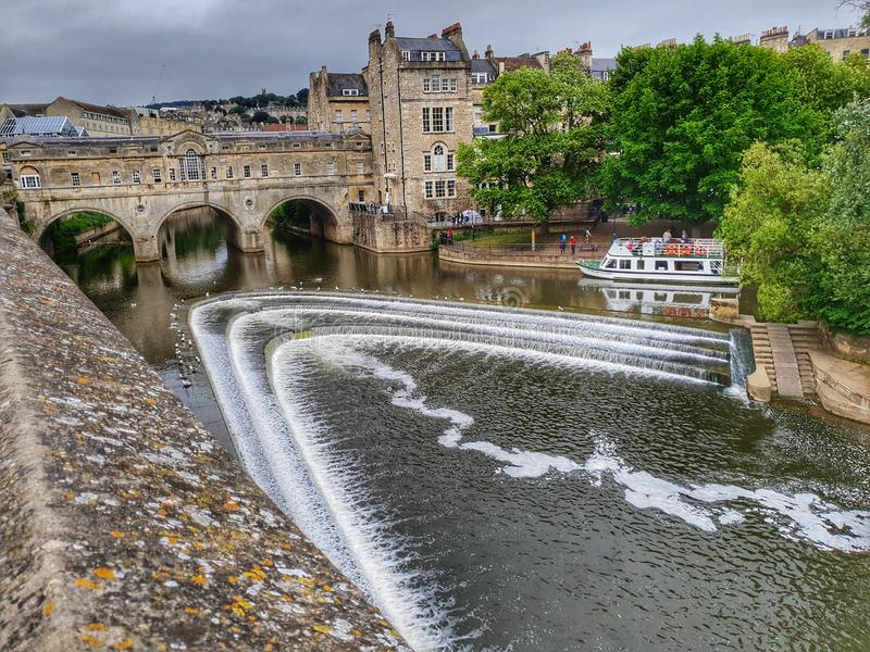 Bath, Royaume-Uni photographie stock libre de droits