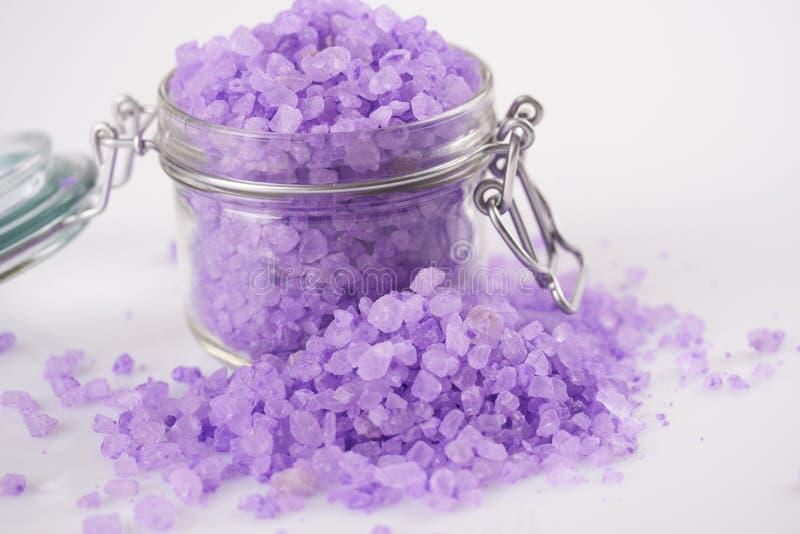 Download Bath salt stock photo. Image of healt, bright, cosmetics - 32483806