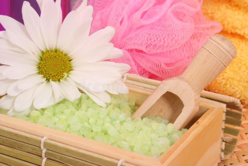 Bath Salts royalty free stock images