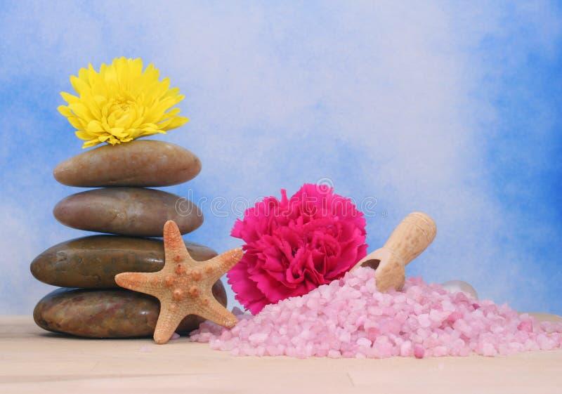 Bath Salts royalty free stock photos