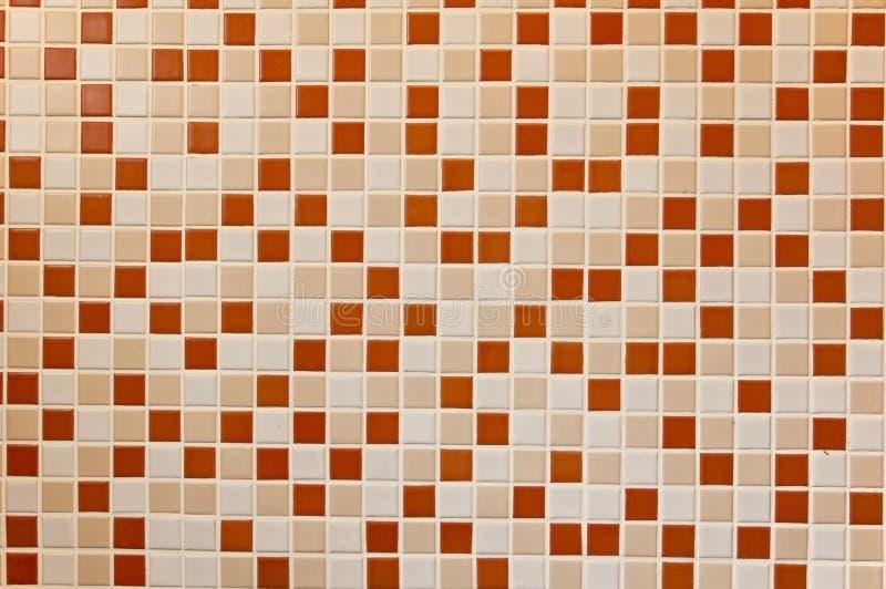 Bath tile wall. Surface background stock photos