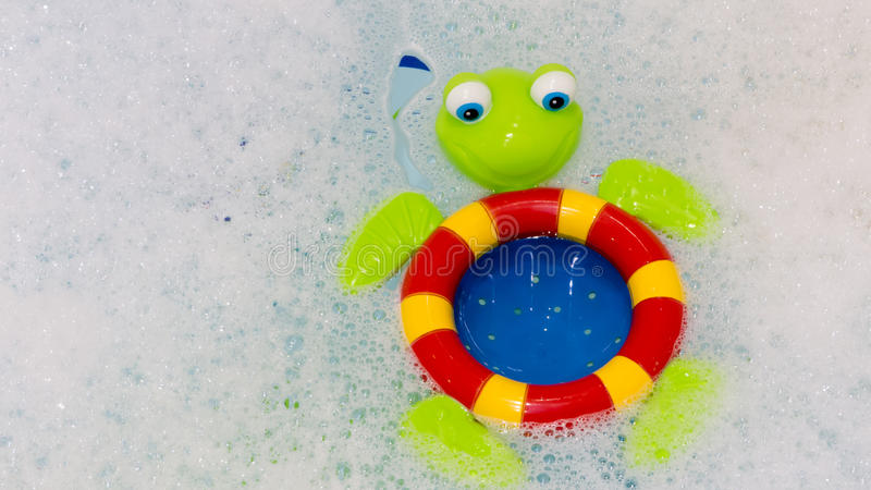 Bath toy royalty free stock photos