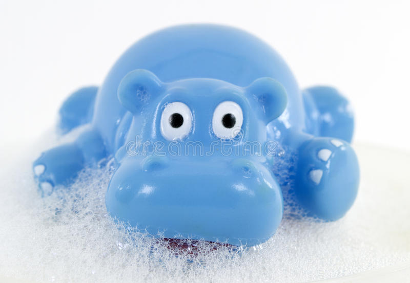 Download Bath toys stock photo. Image of bubbles, hippo, fore - 25163976