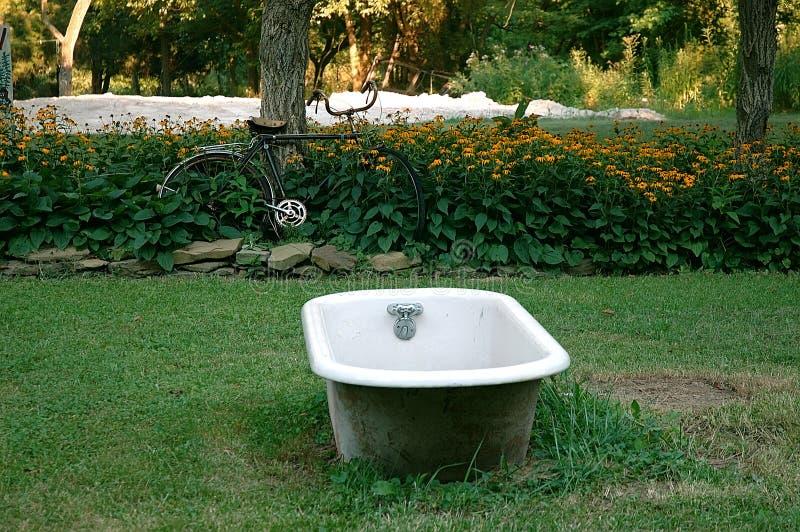 Bath Tub Royalty Free Stock Photography