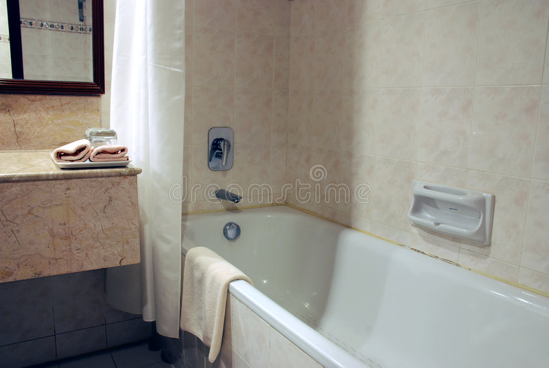 Bath tub royalty free stock image