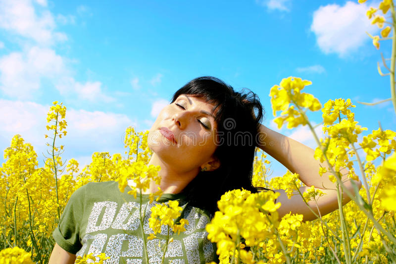 Download Bathing In The Sun Royalty Free Stock Images - Image: 14138059