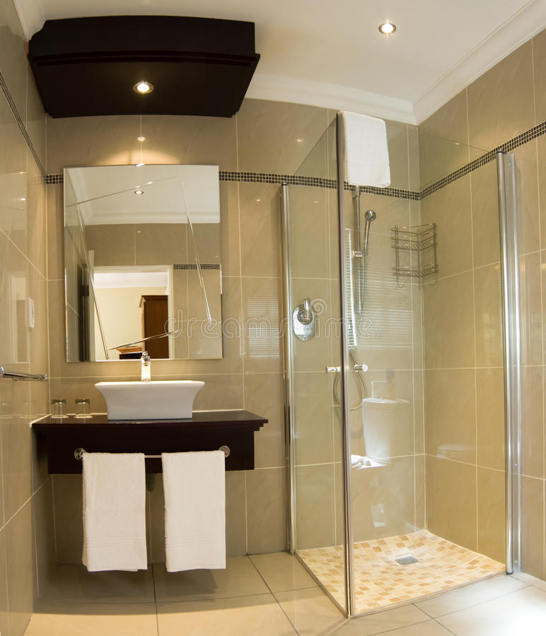 Bathroom 001 royalty free stock images