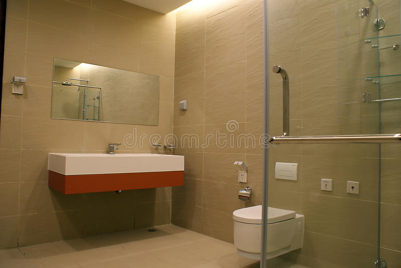Download Bathroom stock image. Image of construction, architecture - 12979079