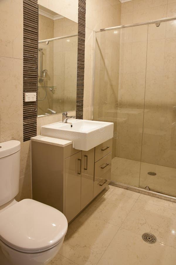 Bathroom. A nice and clean bathroom royalty free stock photography