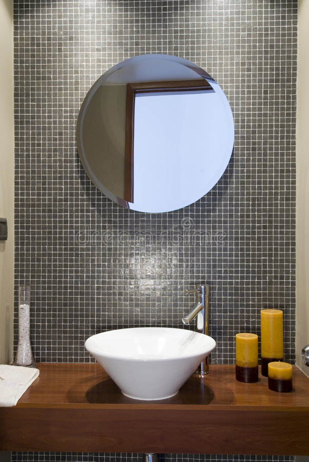 Download Bathroom stock image. Image of wash, decor, bathroom, inlay - 2258117