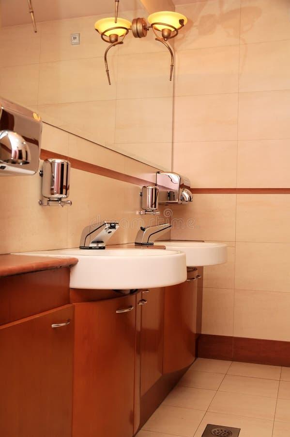 Download Bathroom stock image. Image of inside, basins, restroom - 2315517