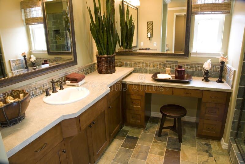 Bathroom 2376 stock photography