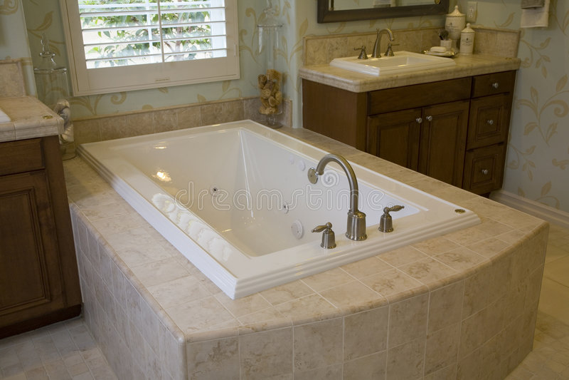 Bathroom 2420 royalty free stock photos