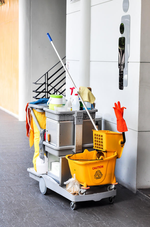 Download Bathroom Cleaning Kit Royalty Free Stock Photography - Image: 33178047