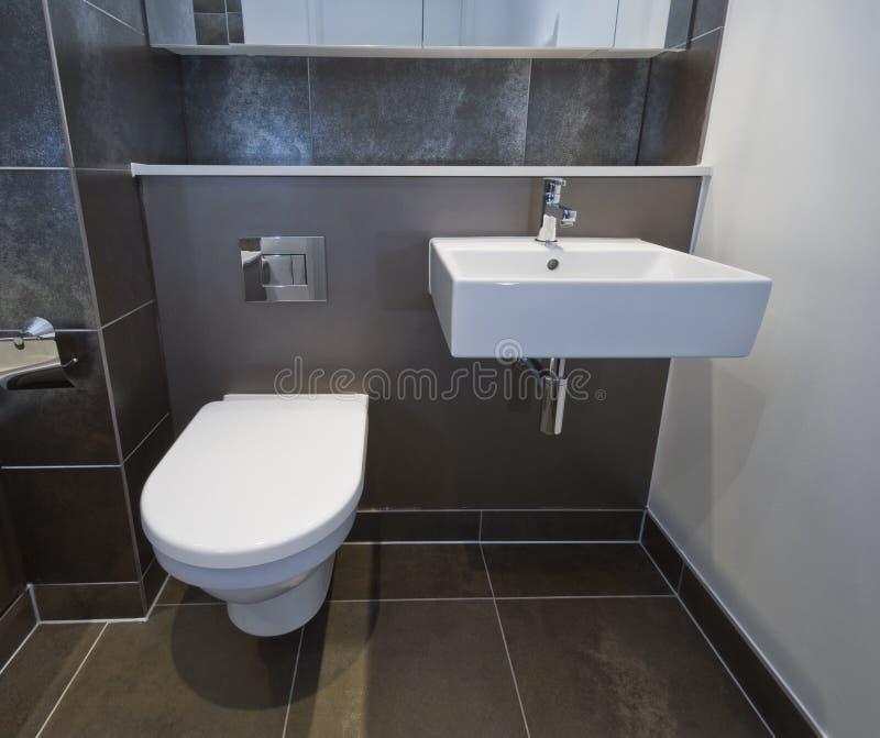 Bathroom closup royalty free stock photos