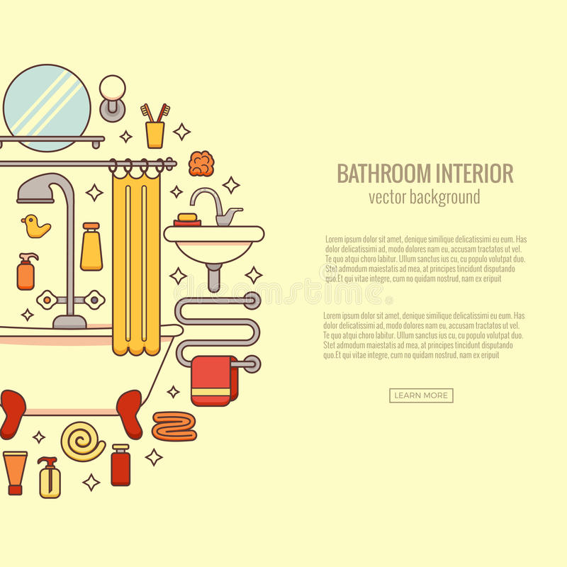 BATHROOM-END libre illustration