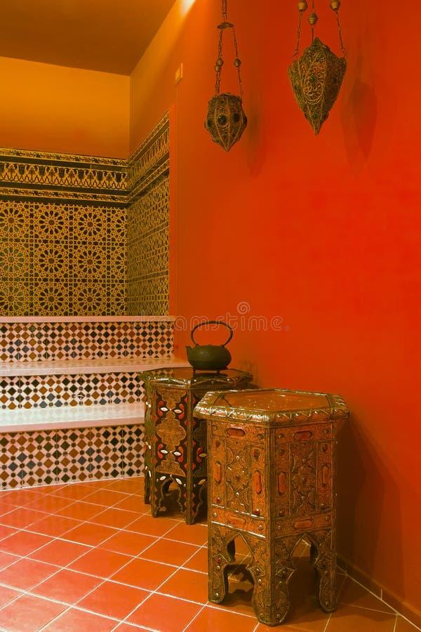 Bathroom ethnic