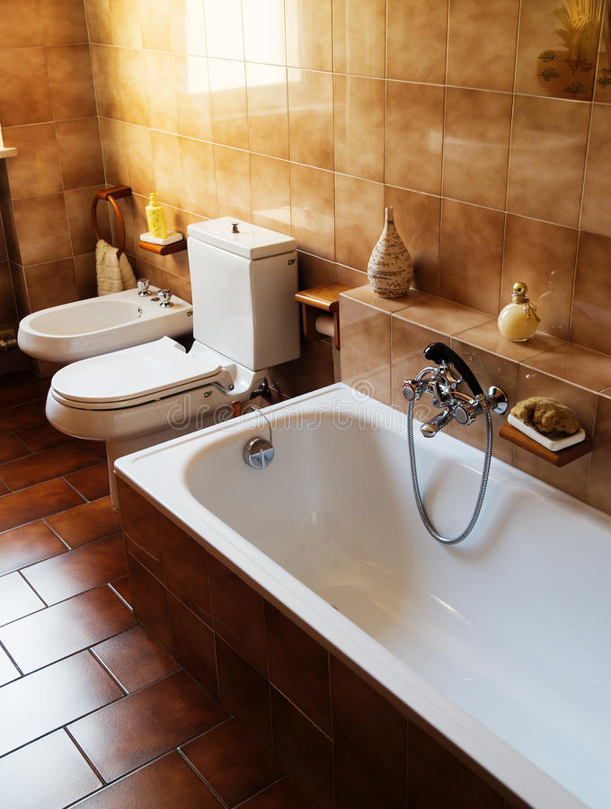 Download Bathroom Interior Stock Photography - Image: 10516192