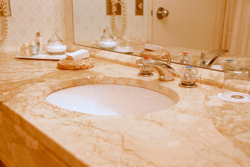 Download Bathroom interior stock image. Image of neutral, clean - 1207977