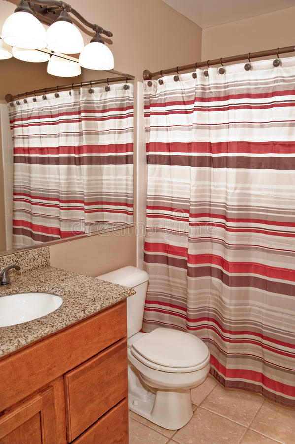 Download Bathroom Interior stock image. Image of sink, solid, construction - 14515583