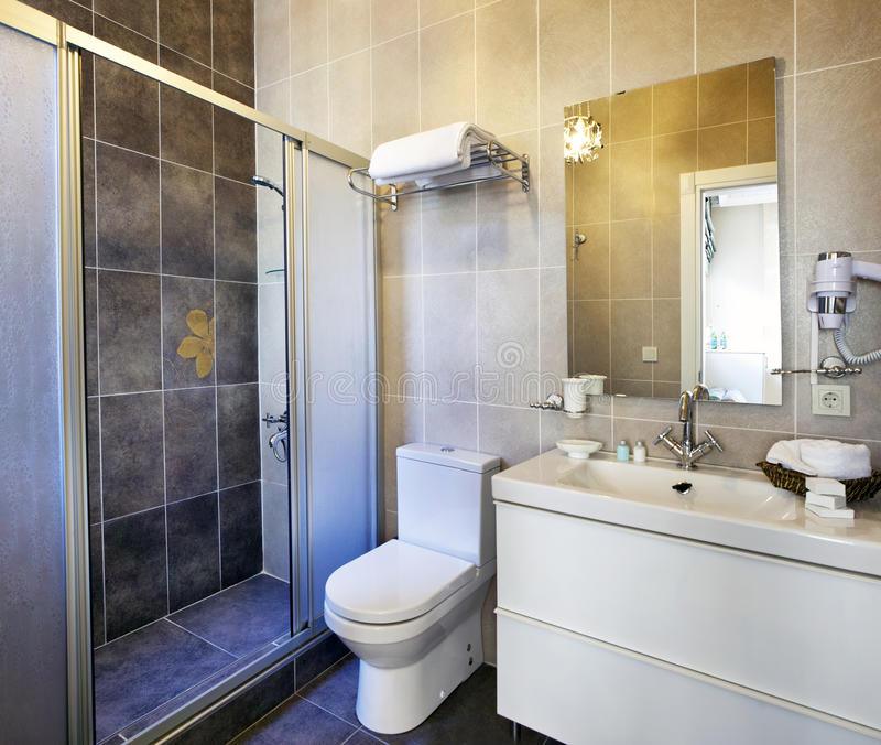 Download Bathroom Interior Royalty Free Stock Photo - Image: 25932455