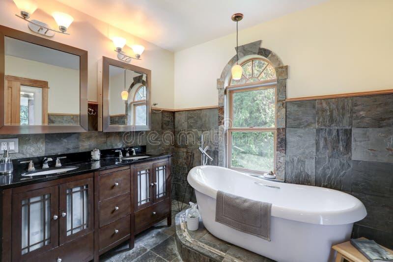 3 262 Bathroom Tiles Dark Photos Free Royalty Free Stock Photos From Dreamstime