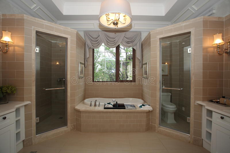 Download Bathroom interior stock image. Image of expensive, home - 31197621