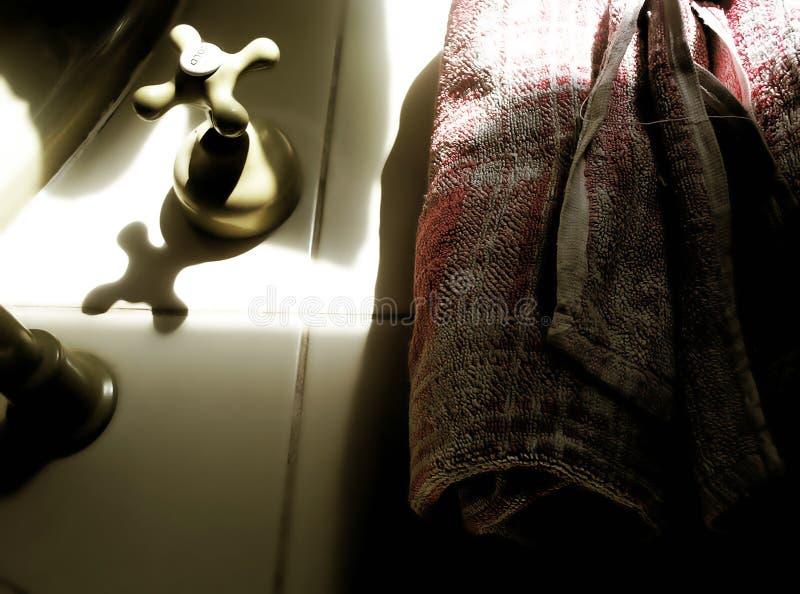 Bathroom Objects stock photo