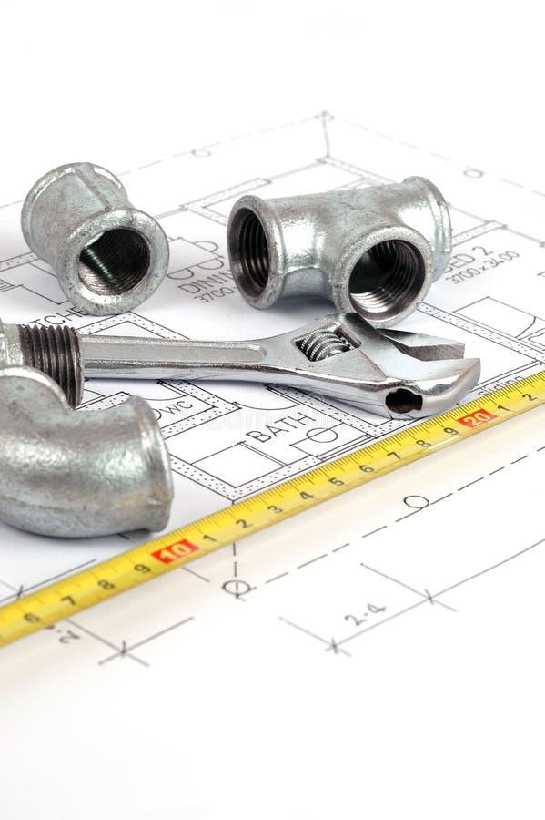 Download Bathroom renovation stock image. Image of adjustable - 17364015