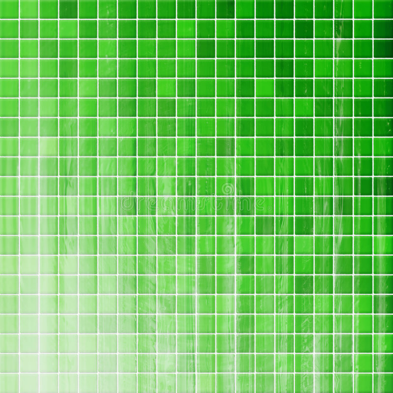 Bathroom's tiles royalty free stock photos