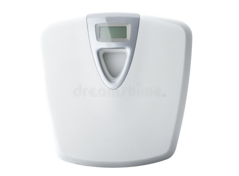 Download Bathroom Scale stock image. Image of calorie, kilos, silver - 4448699