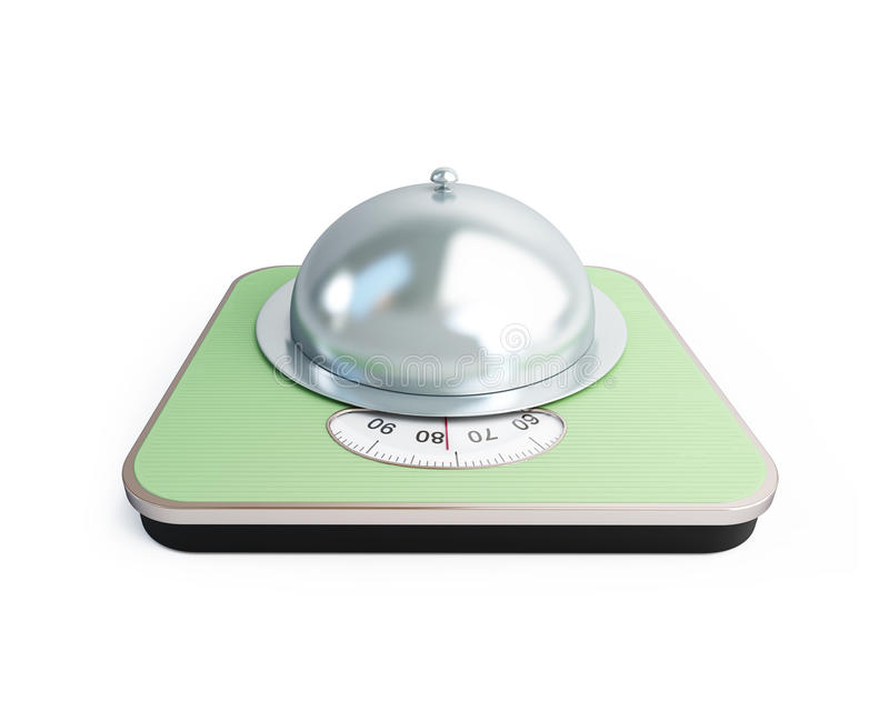 Download Bathroom Scale Tray Stock Images - Image: 24626444