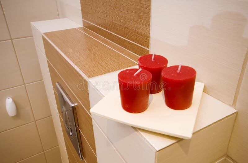 Download Bathroom shelf detail stock image. Image of elegant, interior - 3310195