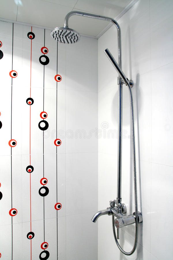 Download Bathroom shower stock photo. Image of shower, architecture - 13800800