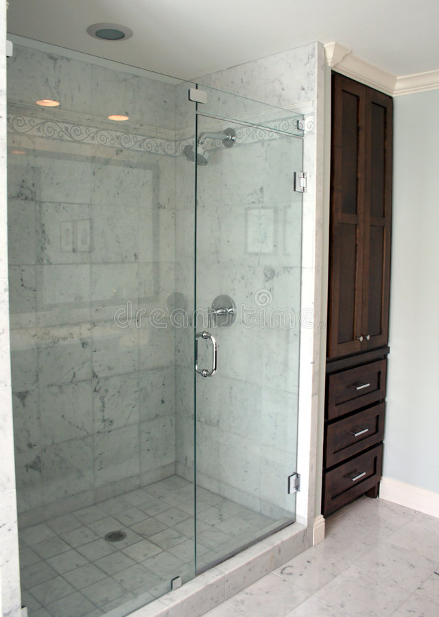 Download Bathroom Shower Royalty Free Stock Photo - Image: 9277585
