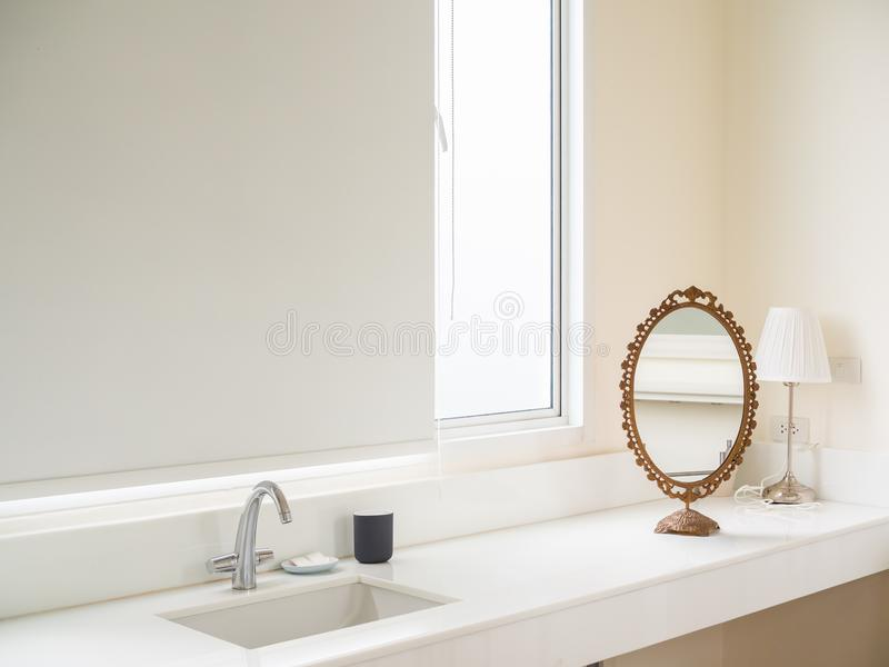 Bathroom Sink royalty free stock photography