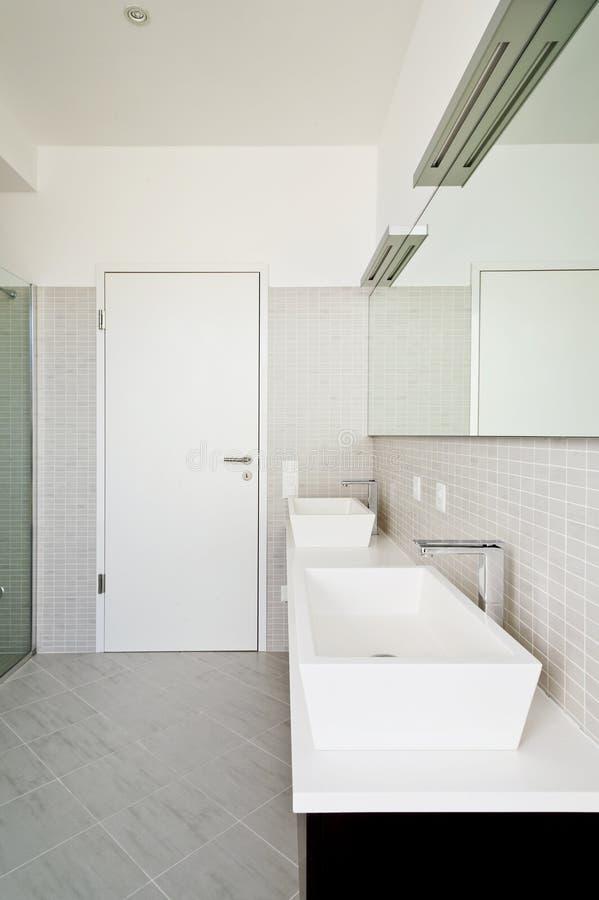 Bathroom Sinks Royalty Free Stock Photo