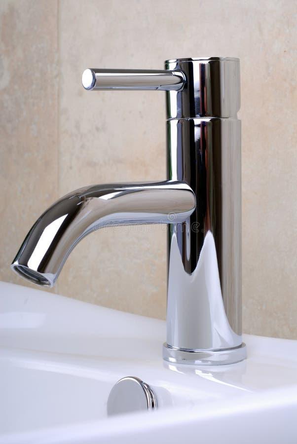 Bathroom Tap royalty free stock photos