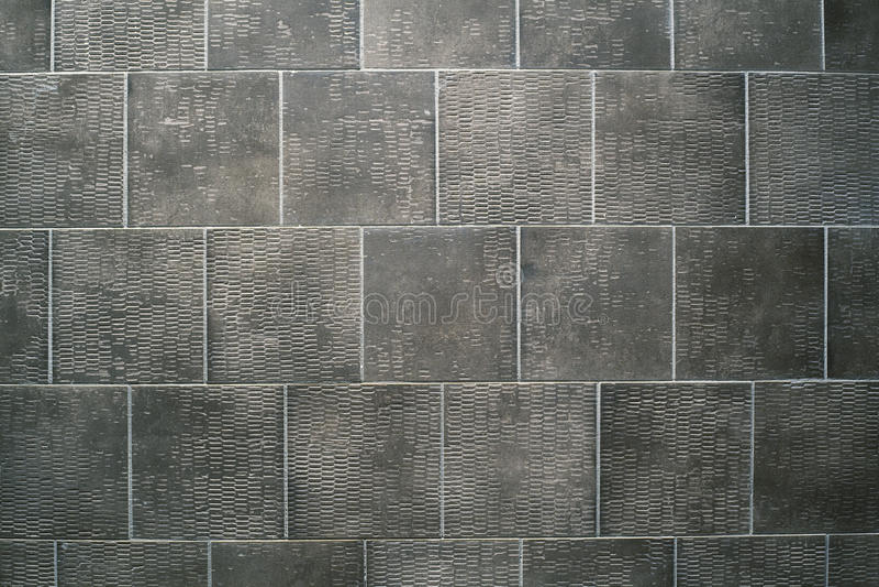Bathroom tile stock photo