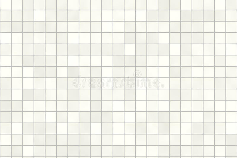 Bathroom tiles seamless. Bathroom tiles mosaic texture background stock illustration