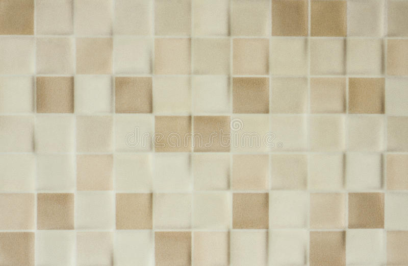 Bathroom tiles stock photo