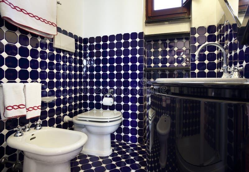 Bathroom view stock photo