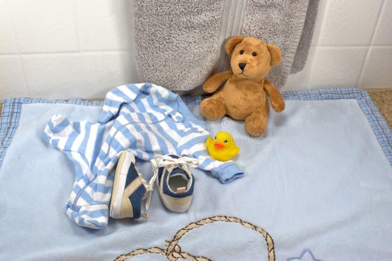Bathtime fotografia stock