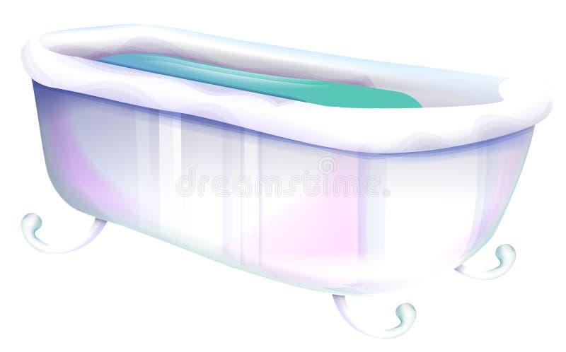 Download Bathtub stock illustration. Image of care, bathroom, abstract - 12059246