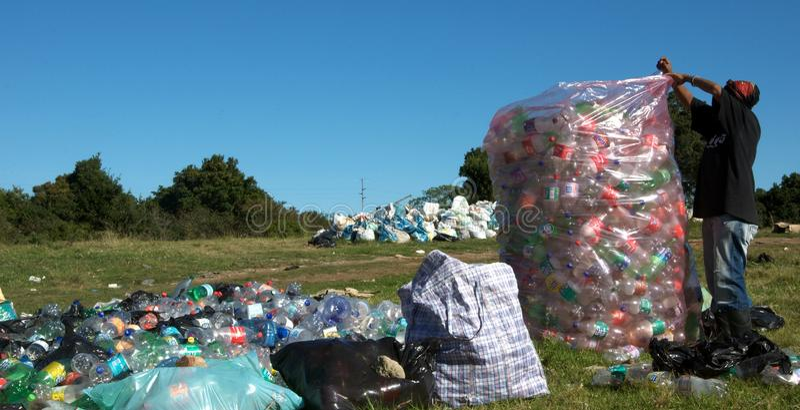 Bathurst Municipal Refuse Pit (Tip) stock images