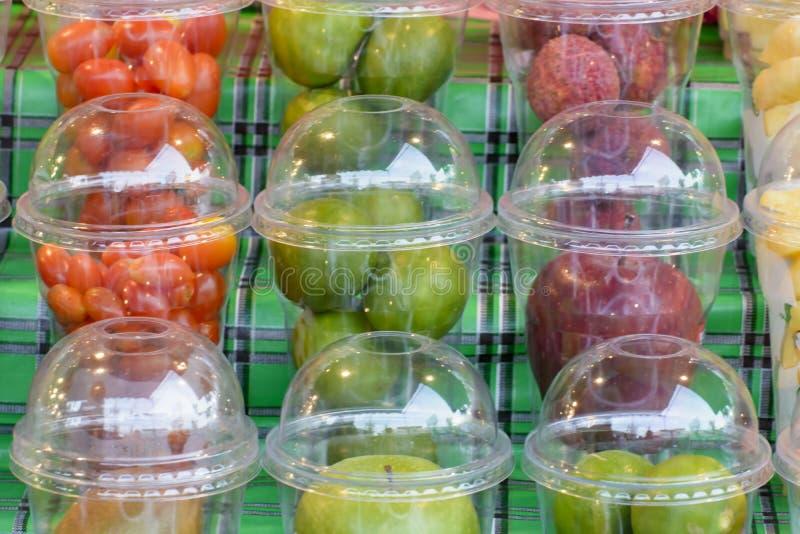 Batido de fruta foto de stock royalty free