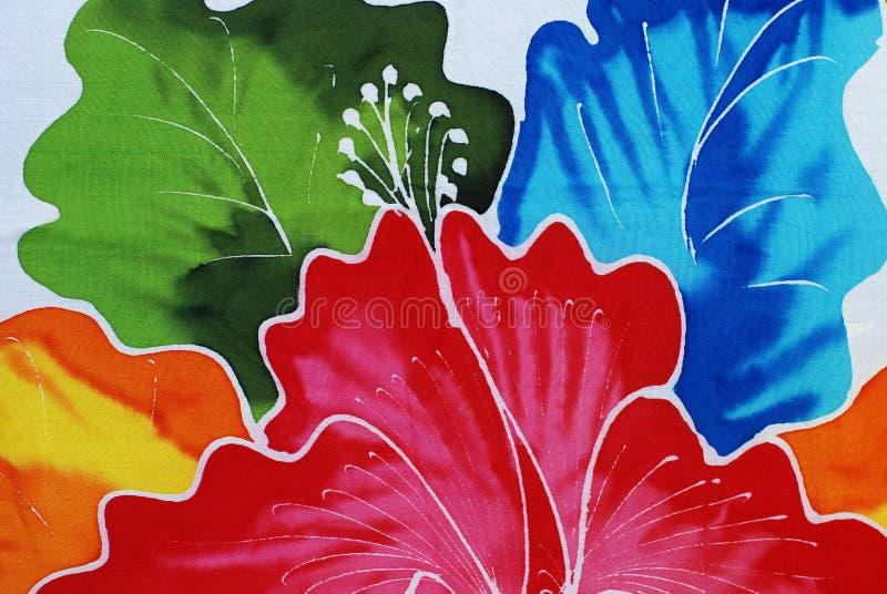 Batik royalty-vrije stock foto's