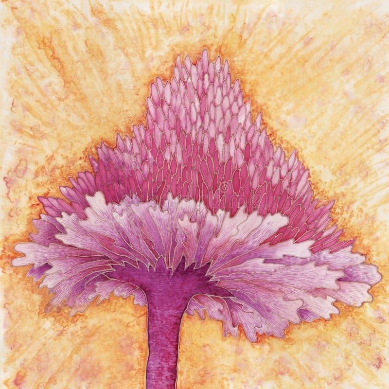 Batik illustration libre de droits